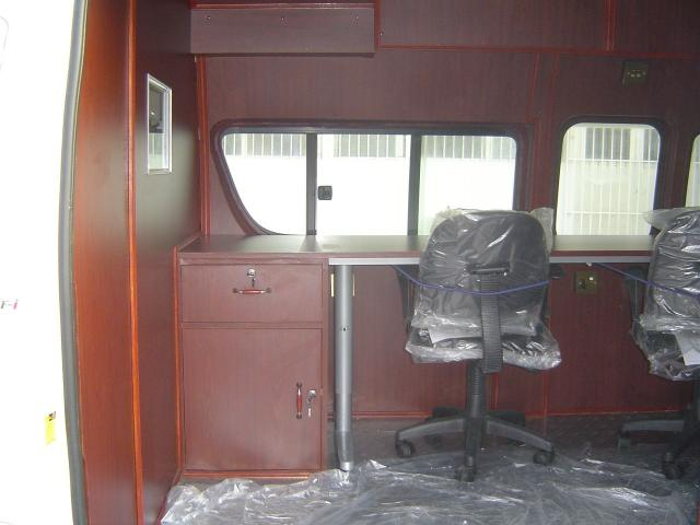 Toyota Van Modified for Private Use 4
