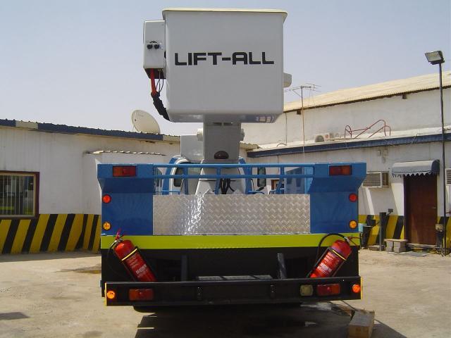 mobile aerial lft for moi2