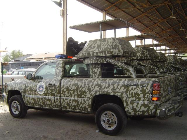 mod pickup for border guard